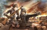 戰場女武神由世嘉遊戲公司發售的一款PS3行動模擬角色扮演遊戲