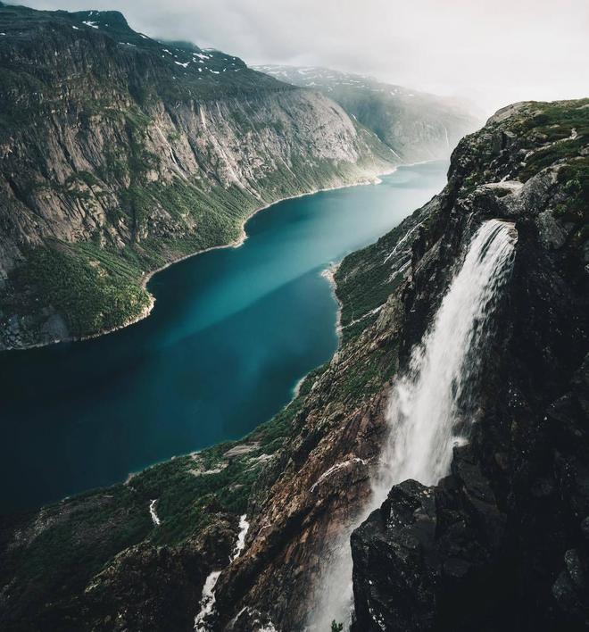 18歲攝影師Fabio Zingg鏡頭裡的美麗風景,行萬里路拍遍世界