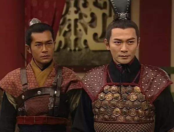 這些紅極一時的香港最帥無線小生,曾經眼角眉梢都是風情