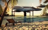 """世界上最牛酒店,迪拜海底酒店,全球唯一""""十星級酒店"""""""
