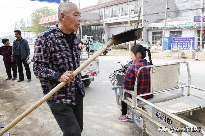山東農村68歲大爺50多年的老手藝不捨放下,旺季一天掙千元