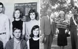 那些年的照片:希拉里和特朗普對比照