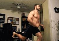 超級Man!暴強家庭健身動作,不去健身房也能練出腱子肉