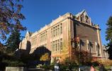 旅途日曆 遊覽美國西雅圖華盛頓大學 品味哥特式建築的精緻典雅