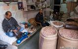 實拍印度首都香料市場:世界上最大的香料市場,這裡有上百種香料