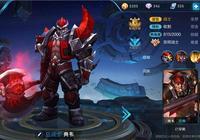 王者榮耀:混世魔王典韋,嗜血戰士的狂怒