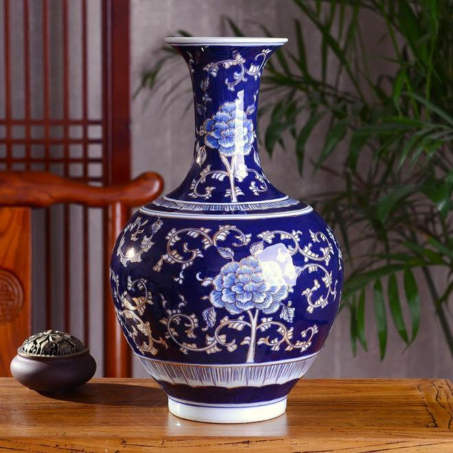 巧奪天工的陶瓷花瓶擺件,巧奪天工的陶瓷花瓶擺件