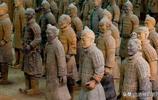 一組照片直擊秦始皇兵馬俑剛出土時的模樣,和我們現在看到的不同