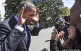 鏡頭下:各國政要罕見的尷尬搞笑瞬間,原來你是這樣的奧巴馬