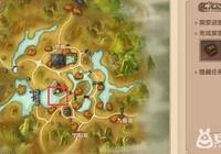 尋仙手遊古樹之靈位置在哪?怎麼找到古樹之靈地點?