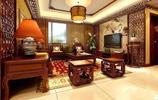 紅木家居裝修風格,新中式