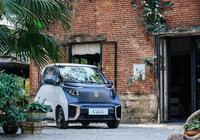 寶駿新能源汽車E200  國產版的奔馳smart