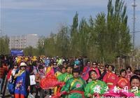 2017中國絲綢之路·庫爾勒香梨節開幕