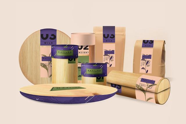 設計|Mayicha茶包裝設計