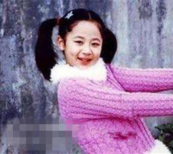 《家有兒女》中的楊紫從小到大的樣子,現在的她變得那麼美了