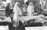 歷史老照片:圖3日軍在上海的戰地醫院,圖2中國特務被日軍殺害!