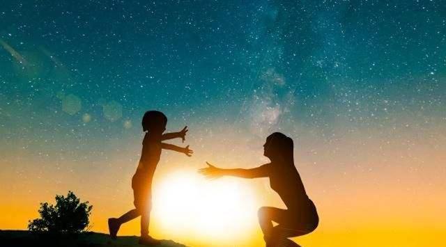 學會相信,我的不完美不會讓孩子的人生不完美