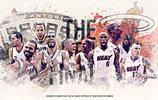 NBA經典回顧 熱火vs馬刺 四年而已 早已物是人非 新的勇士已經崛起,老漢依然志在千里
