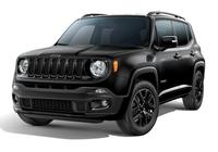 Jeep自由俠特別版車型官圖發佈