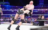 WWE環球冠軍布洛克·萊斯納噩夢般的一年!強敵無數,優勢不存!