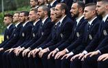 意大利國家隊全家福,曾經的意大利男模隊你還認識誰?
