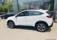 12.5萬喜提本田XRV,開了5千公里,車主:油耗滿意,就一點不滿意