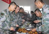 人是鐵,飯是鋼,中國解放軍的伙食怎麼樣?別國軍隊伙食如何?