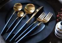 西餐禮儀丨這些高品位的西餐餐具,你知道幾種?