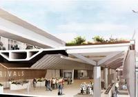 """墨爾本機場未來將被打造成""""小墨爾本"""""""