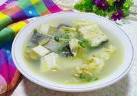 鰱魚豆腐湯