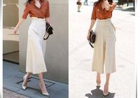 """今夏流行""""襯衫+闊腿褲""""穿搭,時尚好看還百搭,輕鬆穿出時髦感"""