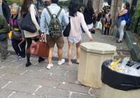 林青霞23歲大女兒與男友逛街,坐擁5億卻打扮的一言難盡