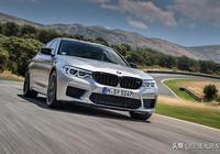 強悍的雙渦輪V8引擎,寶馬BMW M5衝出7分35.9秒紐柏林單圈成績