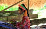 殘酷的美麗,生活在長頸族村的女人們