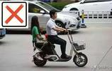 電動車載12歲以上人算違規,這項規定引起網友熱議