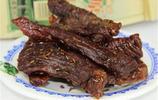 精選高原黃牛腿肉乾為原料,營養豐富,美味可口