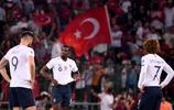 足球——歐預賽:法國不敵土耳其