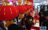 南京:車站迎元宵