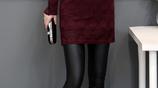 我老婆賊會打扮,都43歲了,出門穿這大碼女裝,看起來像35歲
