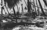 極為罕見的美國海軍陸戰隊塔拉瓦戰役舊照,太平洋最慘烈血戰之一
