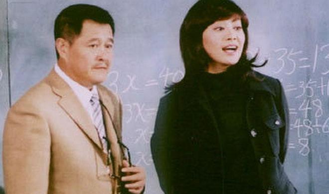 和趙本山扮演夫妻,給趙本山當配角,殊不知身份甩趙本山十條街