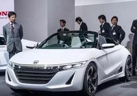 最精緻豪車!本田走向極端?外形酷似玩具,性能不輸奧迪!