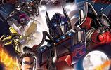(童年的記憶)經典動漫《變形金剛Transformers》漫畫大賞4