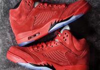 """Air Jordan 5 """"Red Suede"""" 發售時間確定"""