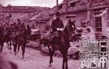 日本裕仁天皇的弟弟來華視察侵華日軍部隊