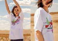 景甜楊穎宋茜來示範 夏天這三件T恤就足夠了,時尚百搭又很潮