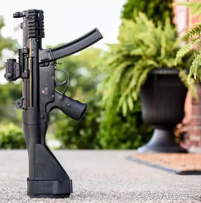 這些槍都是當下最好的戰爭機器