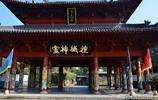 """中國規模最大的宮觀,在江西龍虎山,被稱為""""道教第一宮"""""""