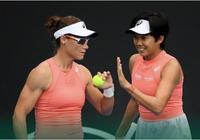 張帥生日首進澳網女雙8強,日本一姐創19年紀錄,小茲維失控摔拍
