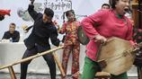 華州老腔7旬老翁三個月砸壞一條板凳 月收入僅兩千多年輕人不愛學